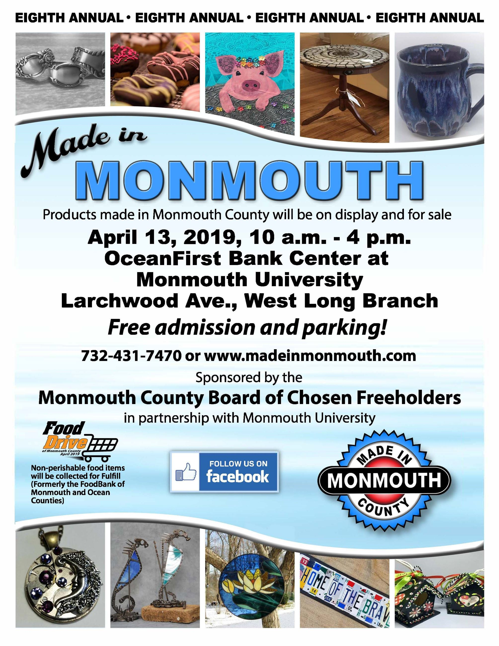Made In Monmouth 2019