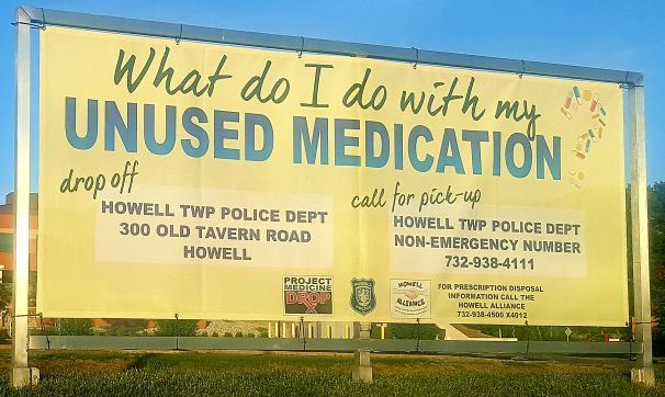Unused Medication Banner