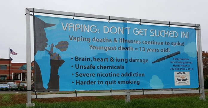 Vaping Dangers